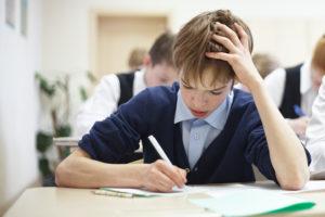 Учебная мотивация школьников