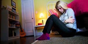 Самоповреждающее поведение подростков